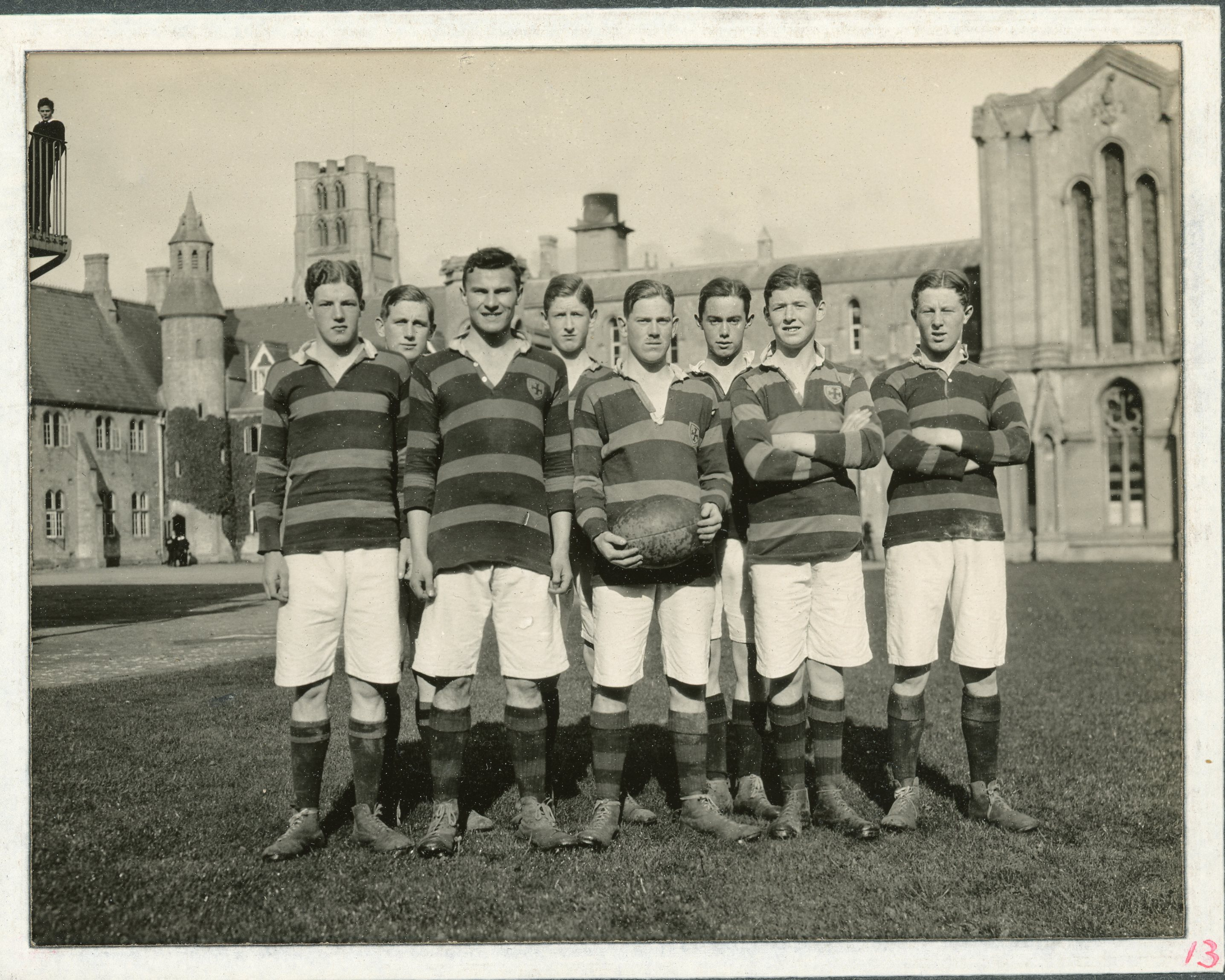 Downside Abbey rugby team