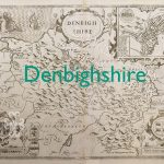 Denbighshire old map