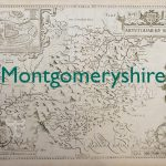 Montgomeryshire old map