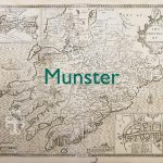 Old map of Munster