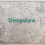 Shropshire old map