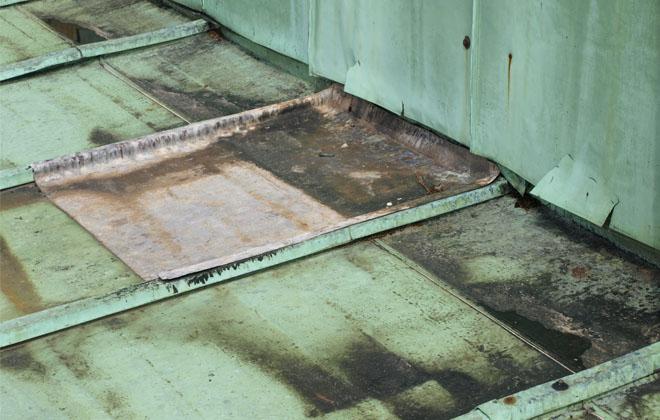 Cooper roof tile