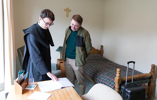 Downside Abbey GuestHouse