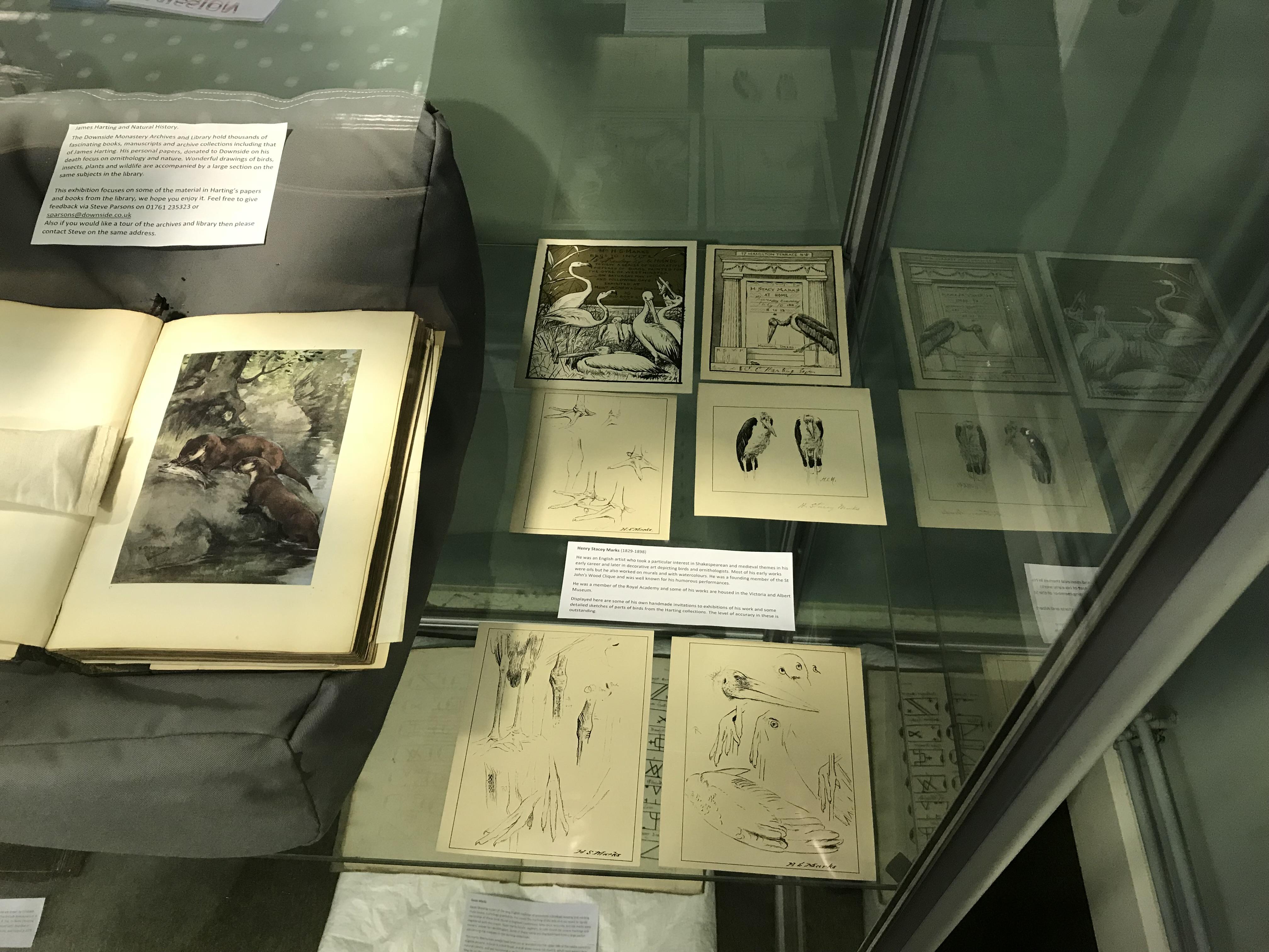 James Edmund Harting exhibition
