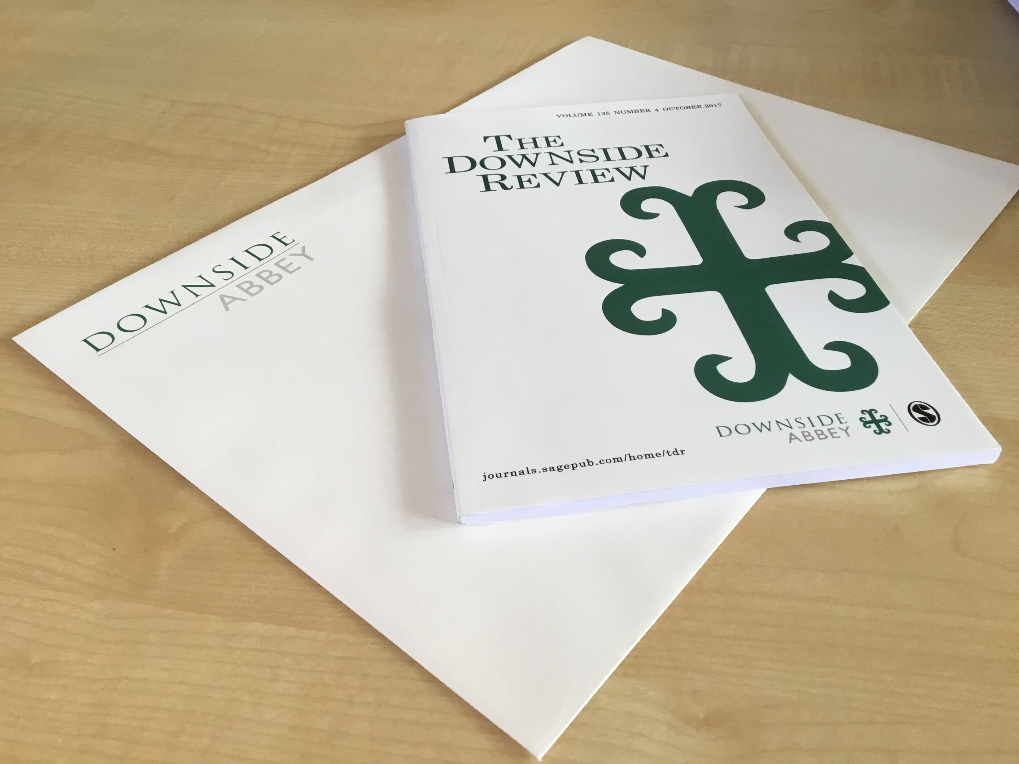 The Downside Review book