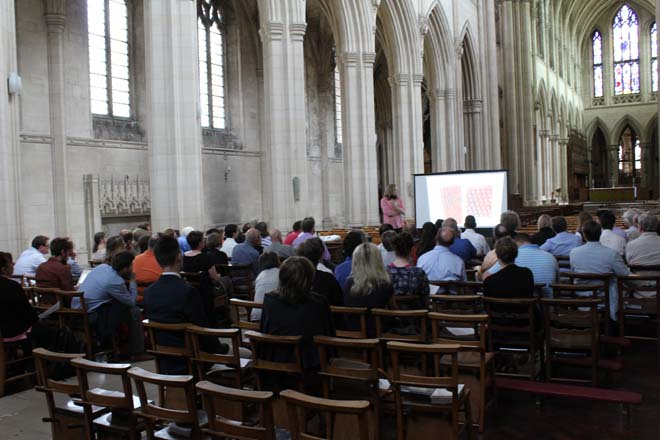 IMSSS Symposium at Downside Abbey