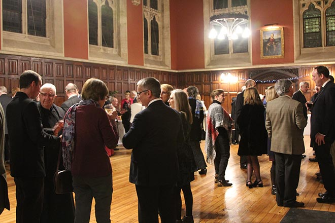 Downside Epiphany Party Event