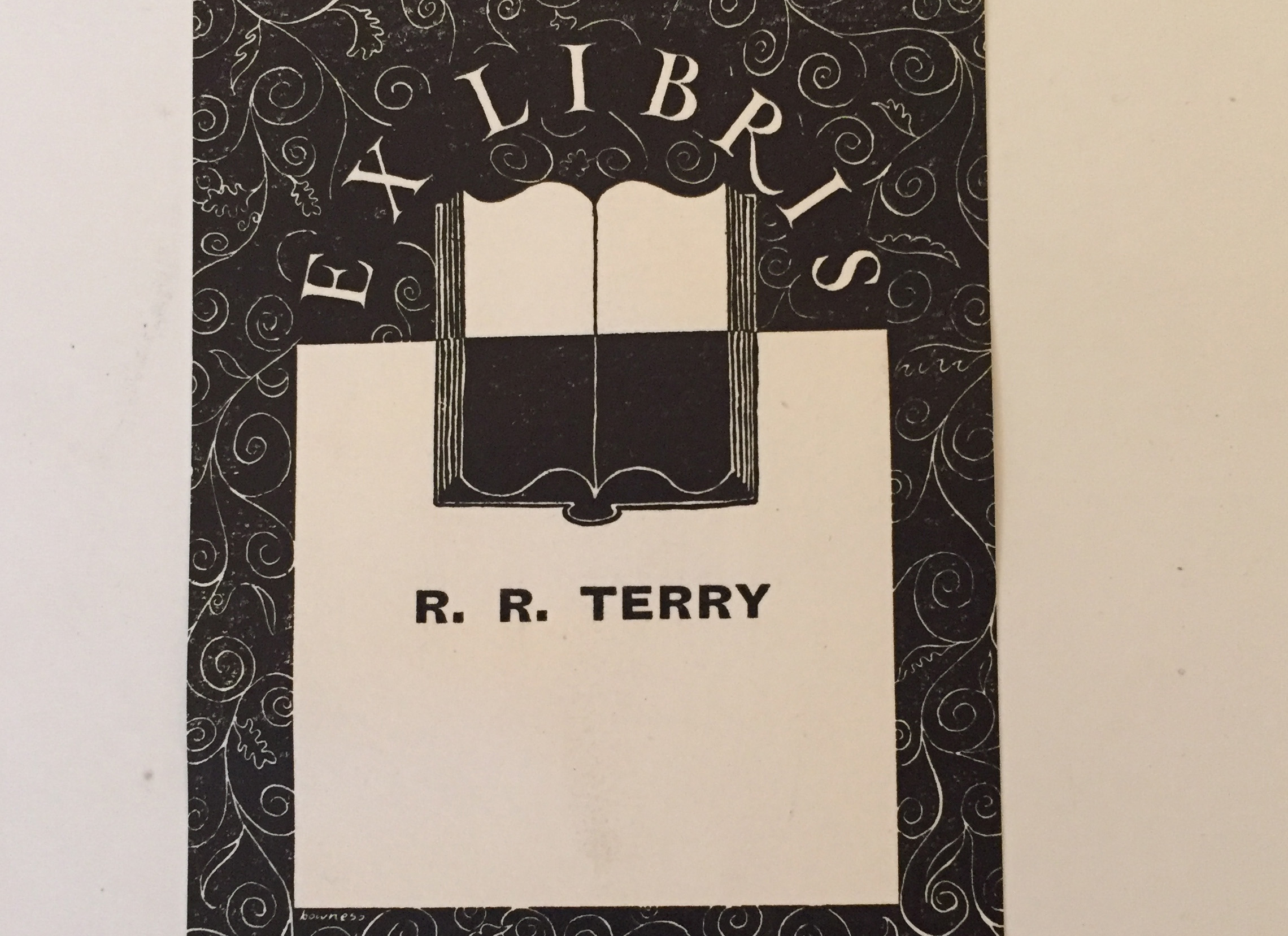 Exlibris Archive Discoveries