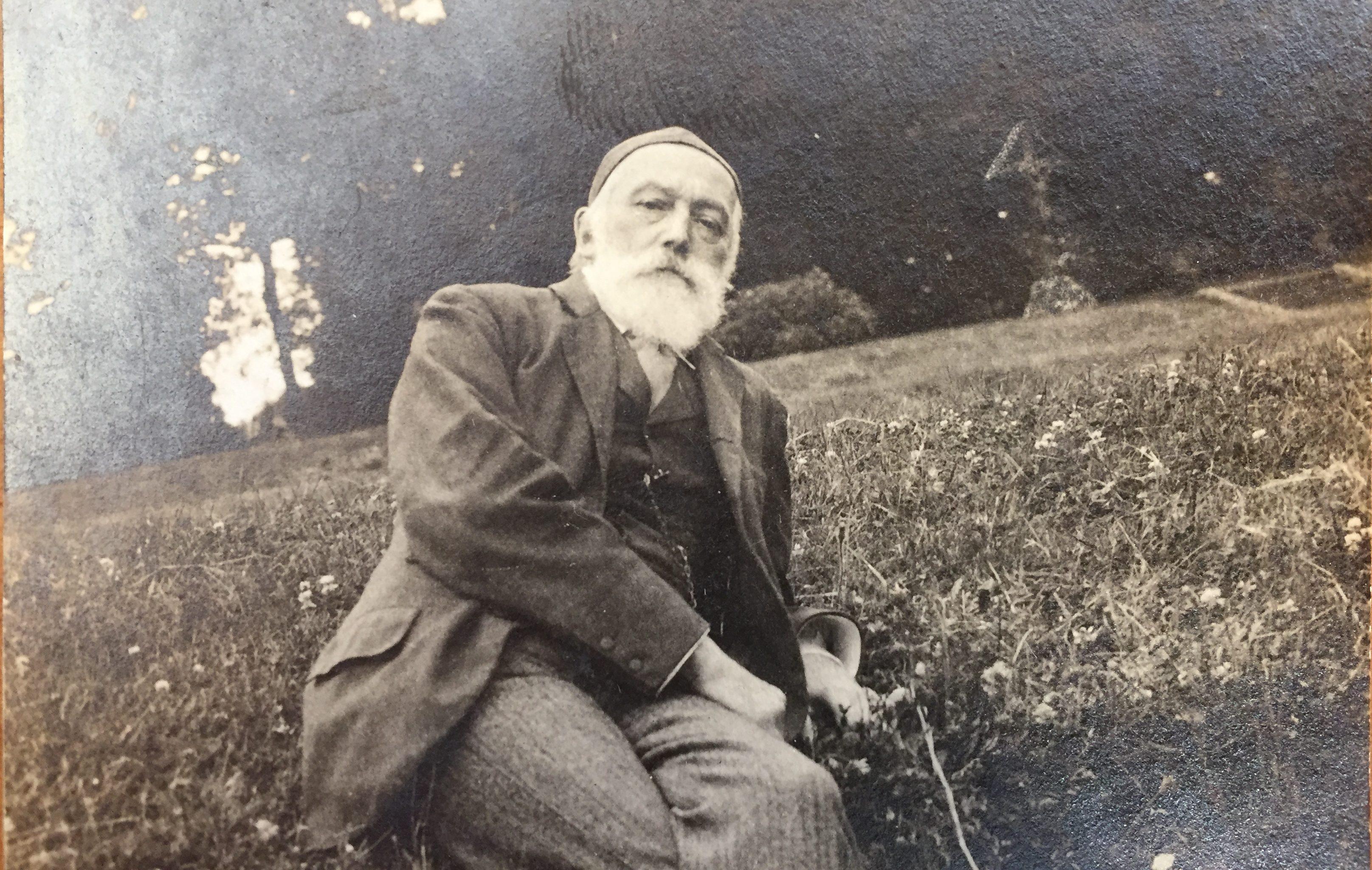Edmund Bishop