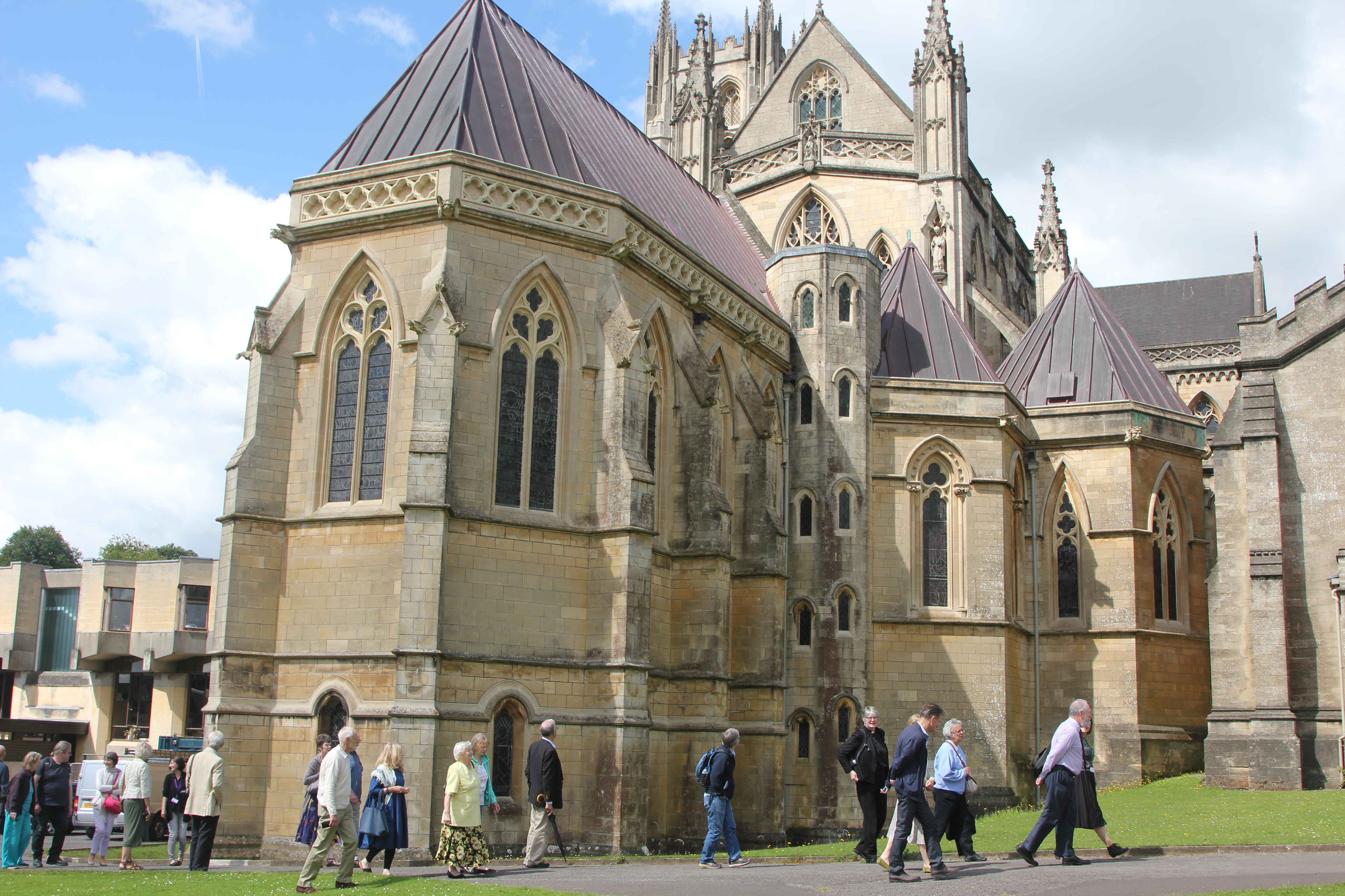 Downside Abbey & Monastery