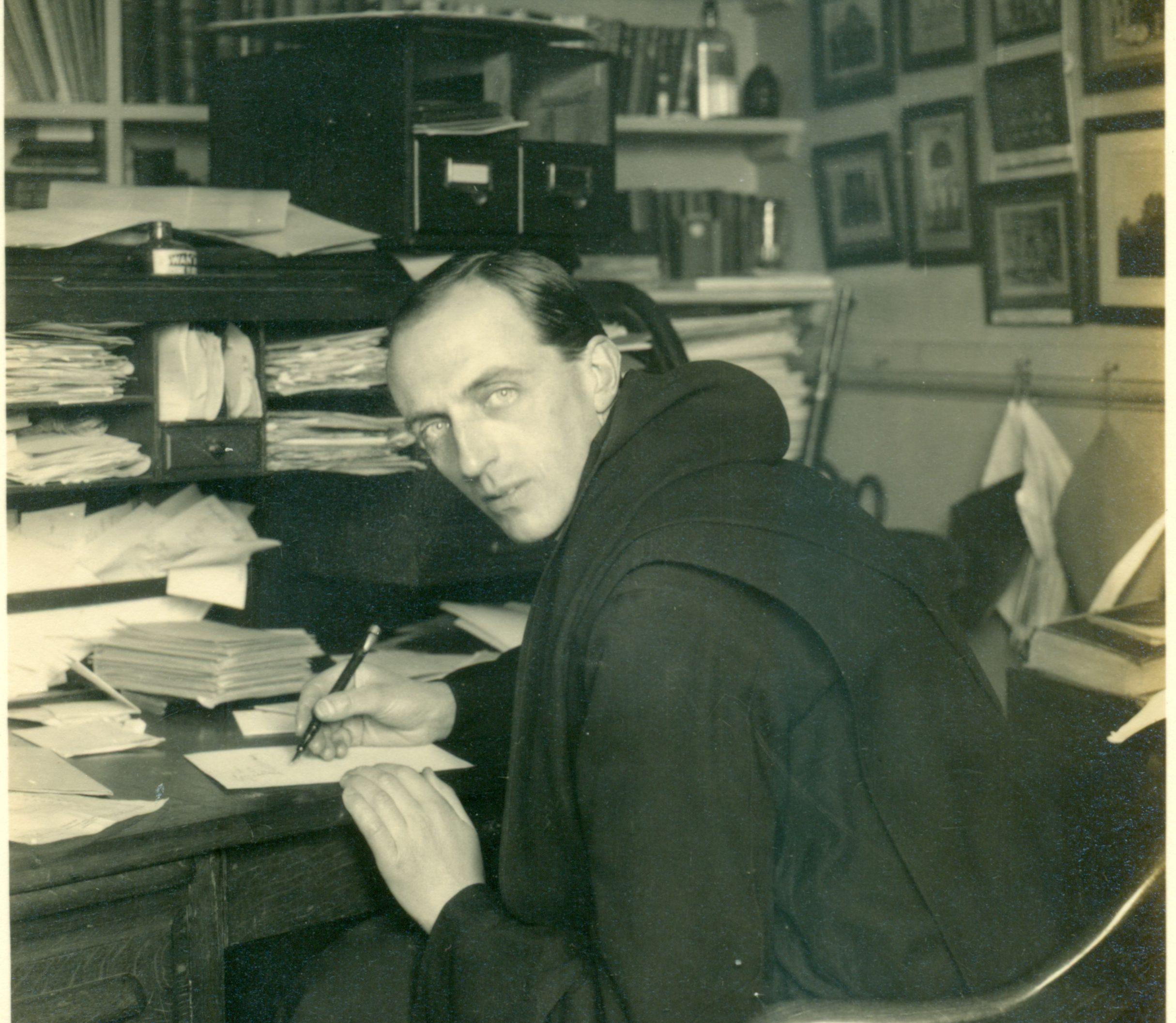 Abbot Siegebert Trafford