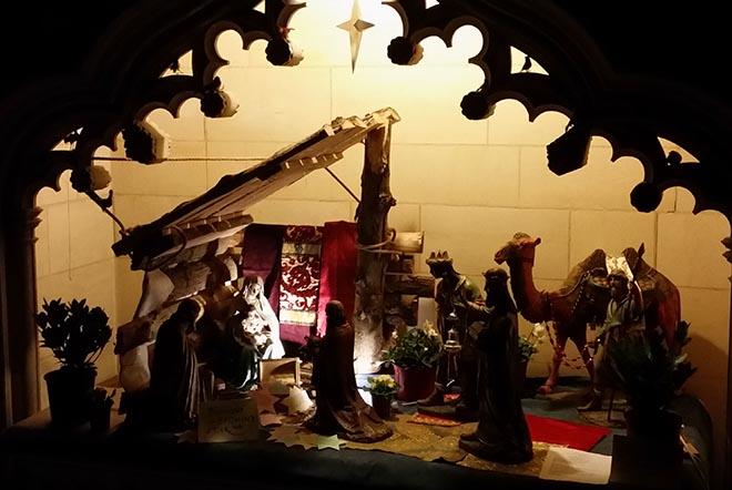 Christmas Epiphany Crib