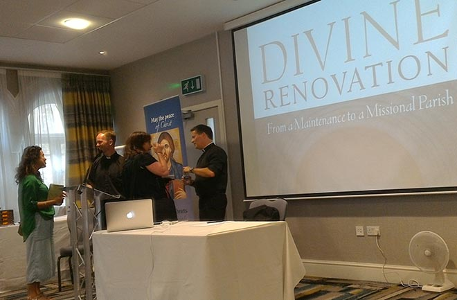 Diving renovation conference