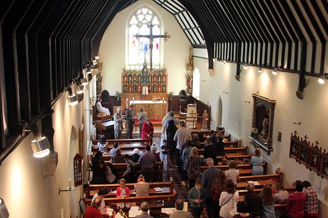Downside Parishes