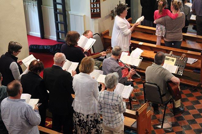 Downside Parish Music