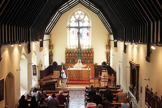 Downside Abbey Parish