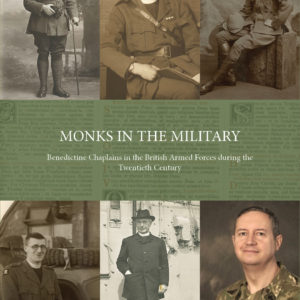 Monks in the military book cover