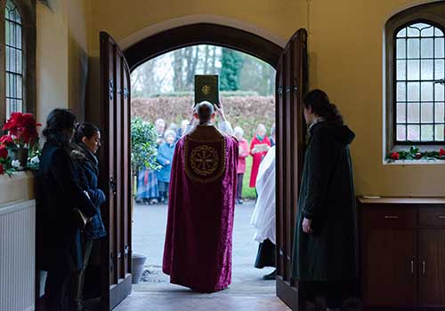 Downside Abbey Catholic News