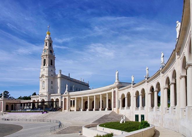 Portugal Fatima Pilgrimage 2017