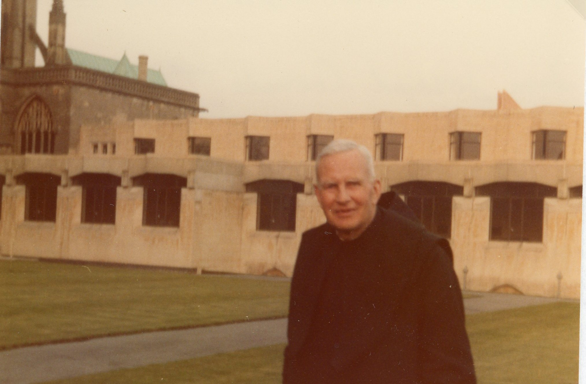 Fr Joseph Coombe Tenant