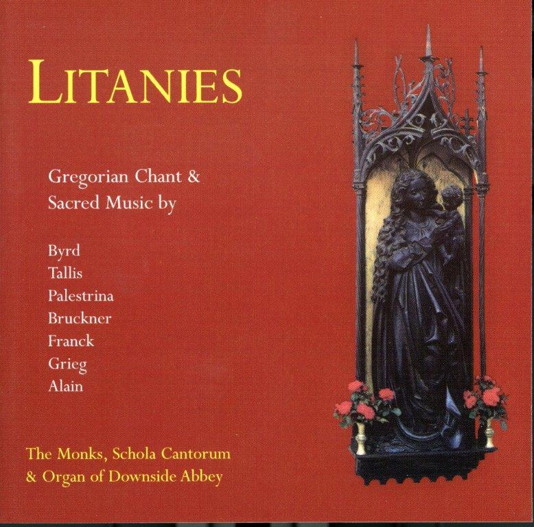 Litanies Gregorian Chant & Sacred Music